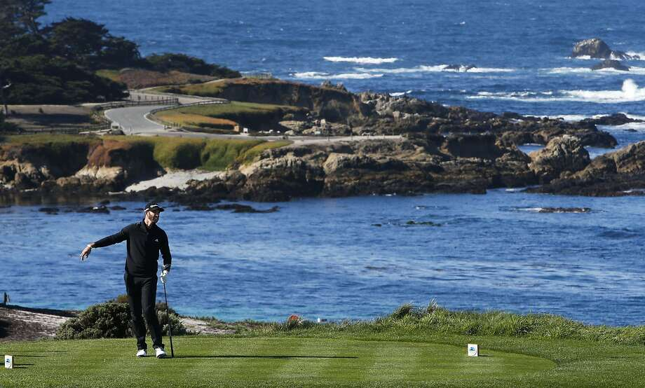 Sitting on a cliff overlooking the ocean, this course is one of the toughest in the world. - worthly.com Photo: Michael Macor, The Chronicle