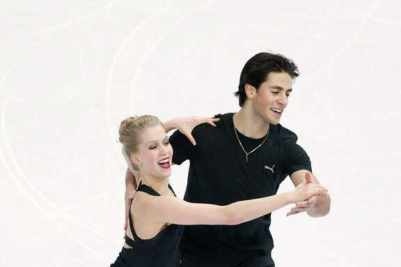 Canadian ice dancer Kaitlyn Weaver, who grew up in Houston, and partner Andrew Poje are medal contenders at Sochi.
