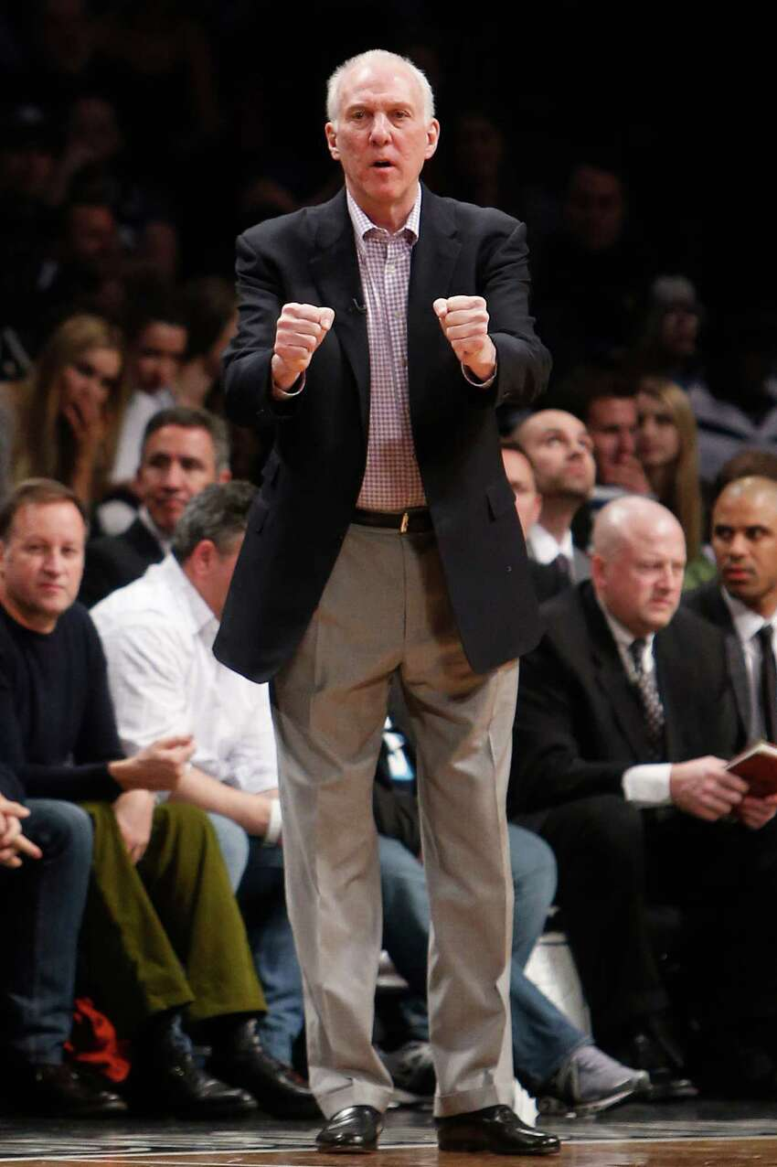 San Antonio Spurs coach Gregg Popovich is a partner with winemaker A to Z Wineworks. His pinot noir, Rock & Hammer, had a limited release in 2004.