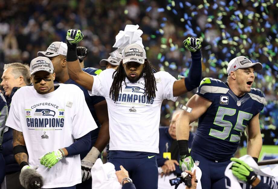 Where does the 2013 Seattle Seahawks defense rank in NFL history?  Now that the Seattle Seahawks have been crowned Super Bowl champs, it's time to examine the historical context of the victory.  The Seahawks' fantastic defense was a crucial driving force behind their success all season, with some followers theorizing that this season's unit could be considered one of the best compilations of defensive depth and talent that the NFL has ever seen.  So where exactly does the 2013 Seattle Seahawks unit rank in the historical pantheon of great NFL defenses? Scroll through our slideshow to see our list of some of the top D's in football history. Photo: Christian Petersen, Getty Images