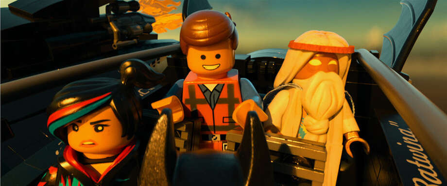The Lego MovieReview: Pieces fit together perfectly in 'Lego Movie' Photo: Courtesy Of Warner Bros. Pictures / ©2013 Warner Bros. Entertainment Inc. All rights reserved.