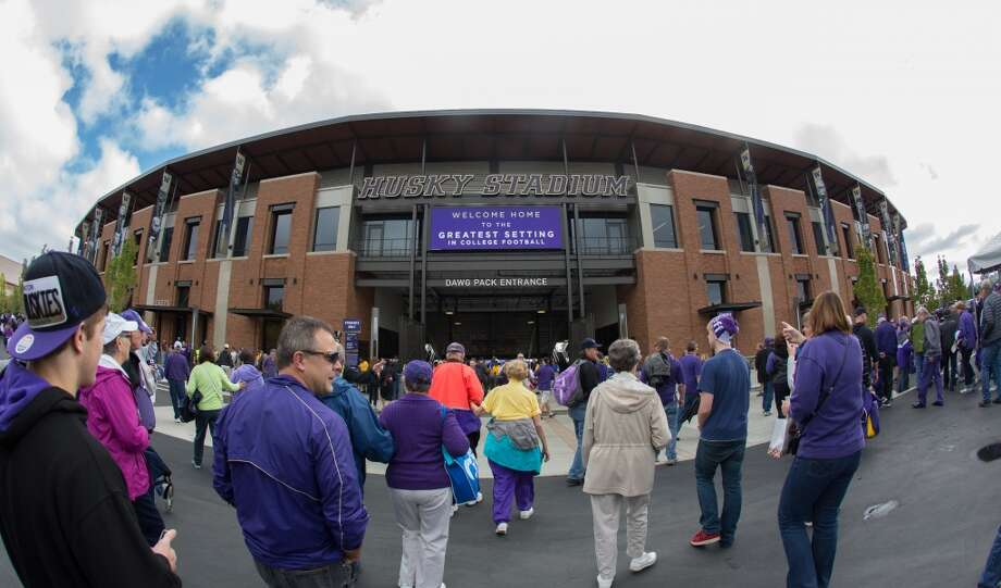 Now that Seattle has its Super Bowl title, the city can set its sights on winning something truly worthwile: Stadium of the Year, given annually to a sports venue either built or renovated within the last 12 months. StadiumDB.com, the organizers of the event, named the University of Washington's renovated Husky Stadium as one of 18 finalists for the 2013 award, and the only American entry.Click through the gallery to see some of the other finalists, and vote for your favorite when you're done.(Photo by Otto Greule Jr/Getty Images) Photo: Otto Greule Jr, Getty Images