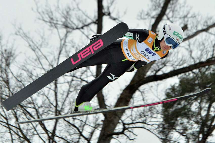 New face Sara Takanashi, Japan Ski Jump Her dominance and skiing pedigree have given her a rock-star following and made her one of Japan's best chances at a gold medal in the Olympic debut of women's ski jumping. Takanashi, 17, is barely 5 feet and is known as much for her girlish looks as her steely determination. Her father and brother are ski jumpers, and in the Japanese athletic tradition, she comes across as serious, disciplined and, at times, one-dimensional.