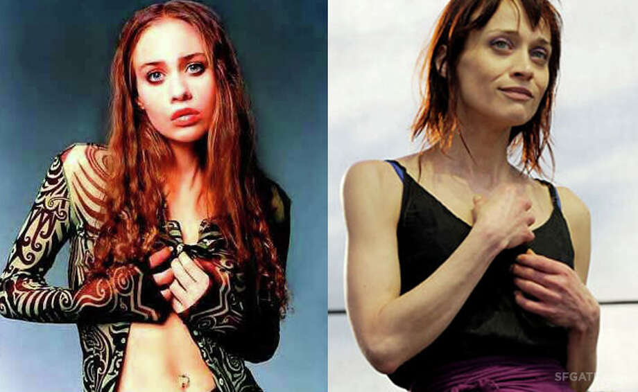 Fiona Apple Photo: Sony/Getty Images