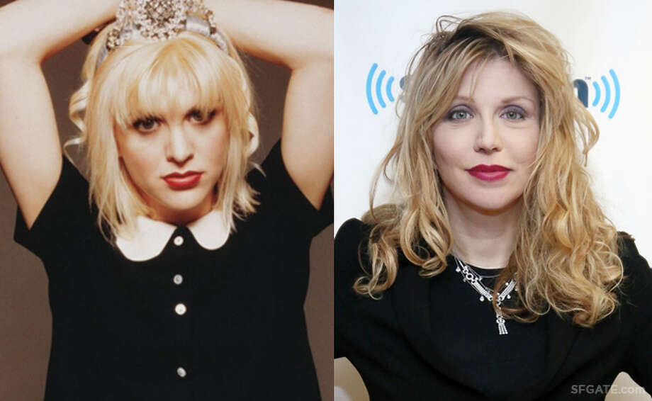 Courtney Love of Hole Photo: Universal Music/Getty Images
