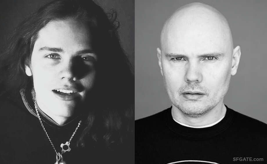 Billy Corgan of Smashing Pumpkins Photo: Virgin/Warner Bros.