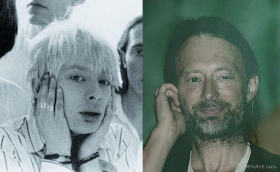 Thom Yorke of Radiohead Photo: Capitol/XL Recordings