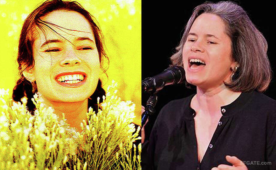Natalie Merchant Photo: Elektra/Getty Images