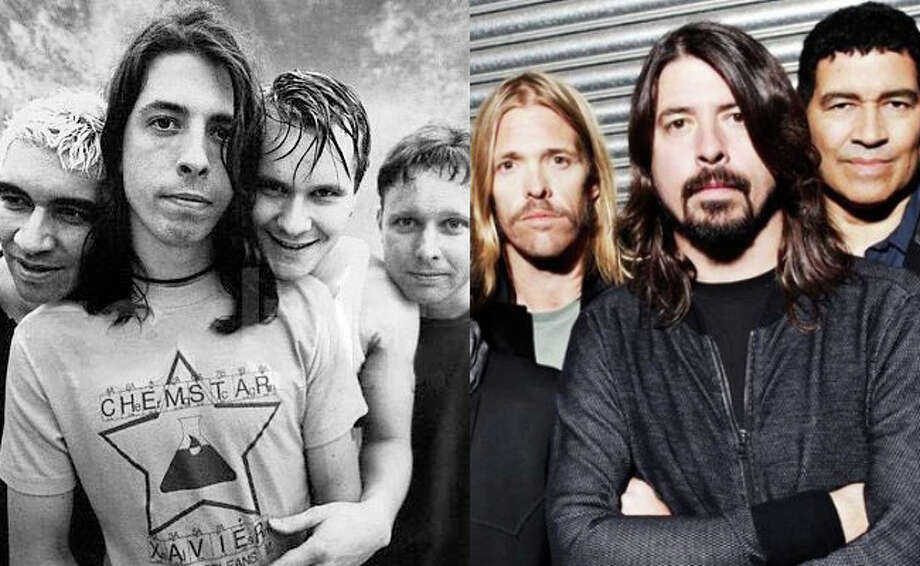 Foo Fighters Photo: Capitol/RCA