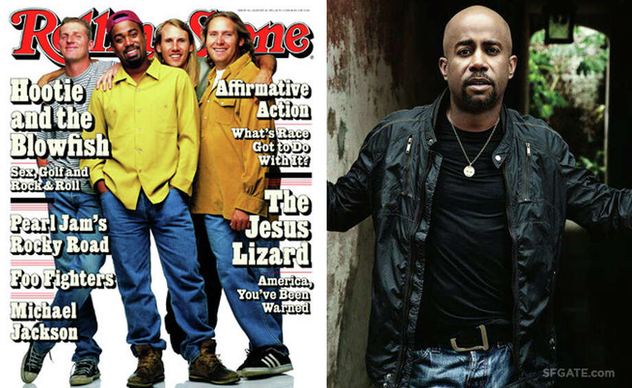 Darius Rucker and Hootie and the Blowfish Photo: Rolling Stone/Capitol Nashville
