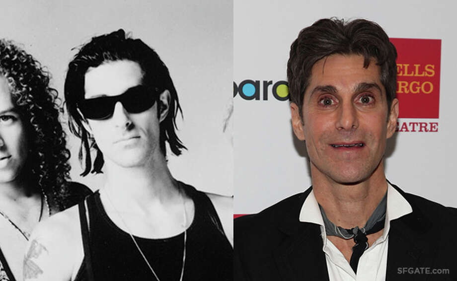 Perry Farrell of Jane's Addiction Photo: Warner Bros./Getty Images