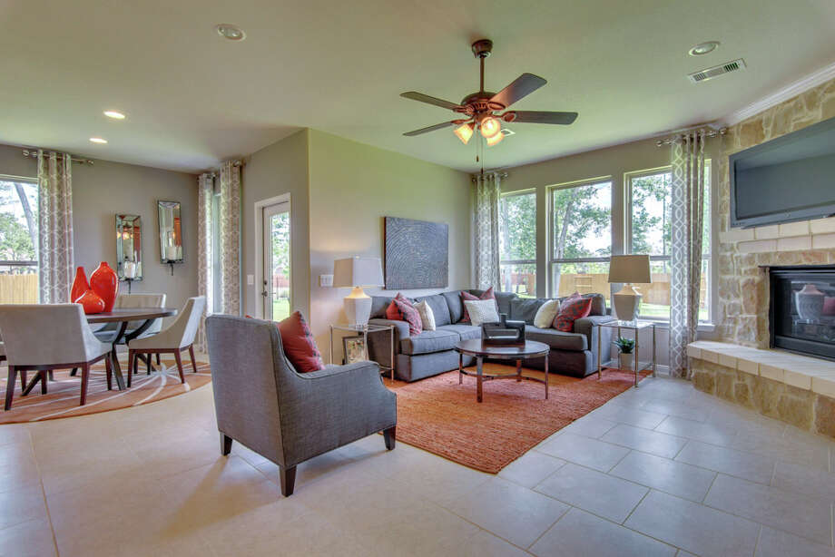 Pulte Homes' new Life Tested floor plans reflect how residents live today. Buyers can customize designs to reflect their individual style and personality.