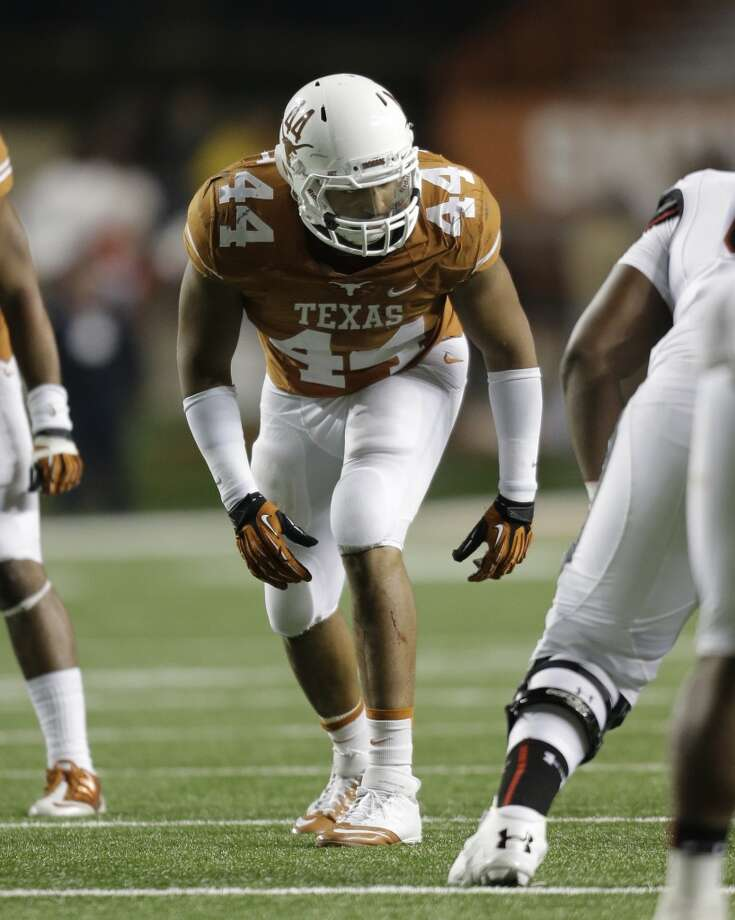 Jackson Jeffcoat  Defensive end  Texas Photo: Eric Gay, Associated Press