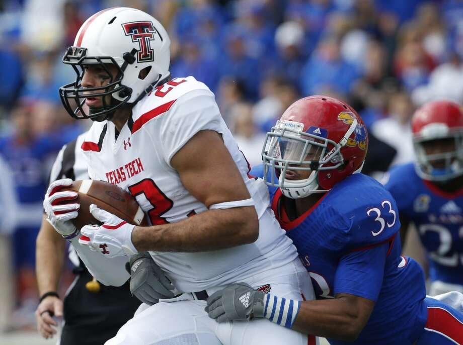 Jace Amaro  Tight end  Texas Tech Photo: Orlin Wagner, Associated Press