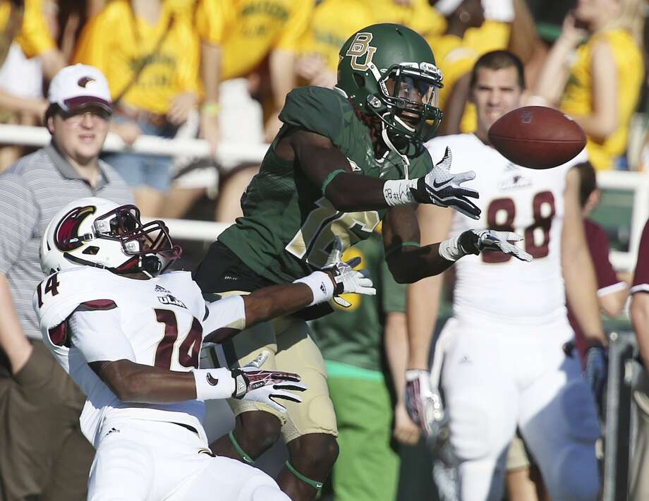 Tevin Reese  Wide receiver  Baylor Photo: Rod Aydelotte, Associated Press