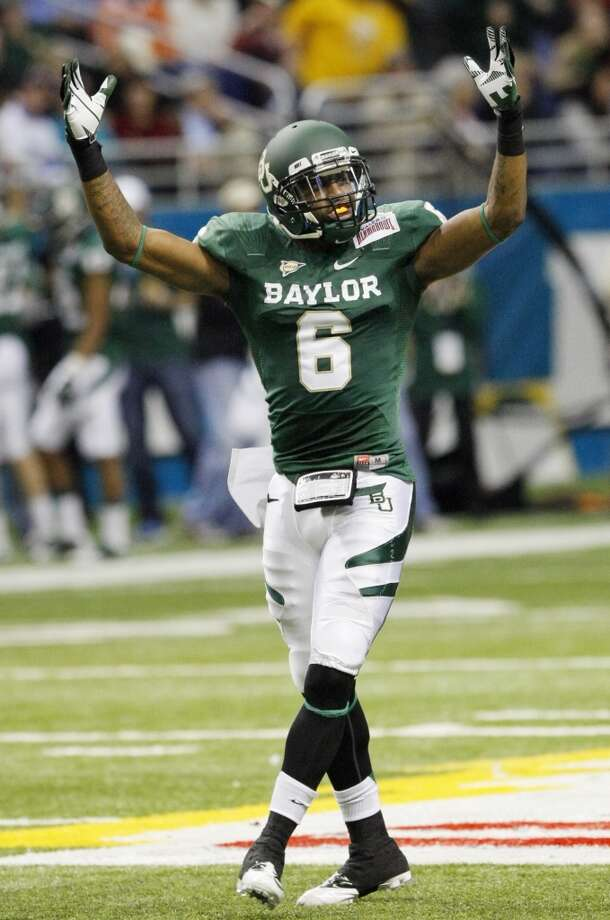 Ahmad Dixon  Strong safety  Baylor Photo: Darren Abate, Associated Press