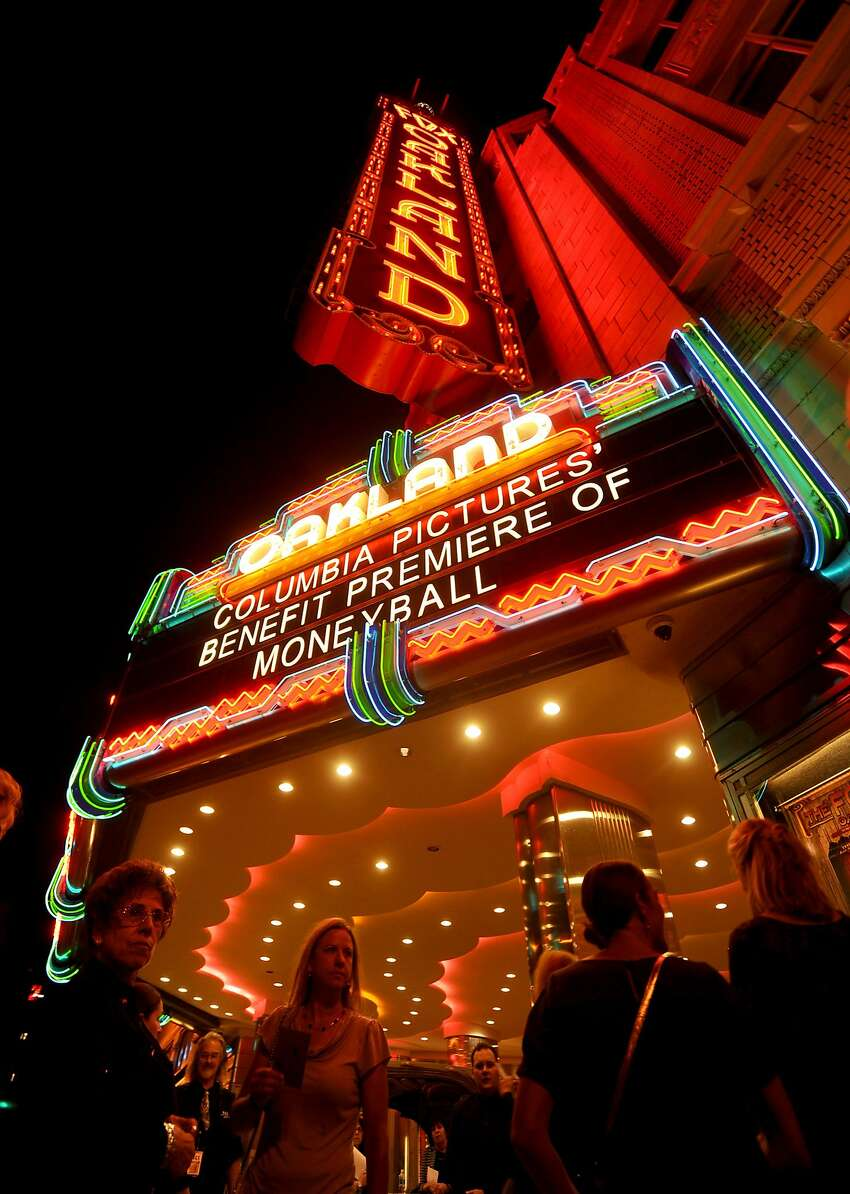 The renovated Fox Theater illuminates and anchors Oakland's Uptown neighborhood. It has become a nightlife and dining destination for the Bay Area.