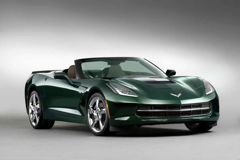 The 2014 Corvette Stingray coupe and convertible models are built on the same all-new, lightweight aluminum frame. Carbon fiber hoods are standard on all  models.