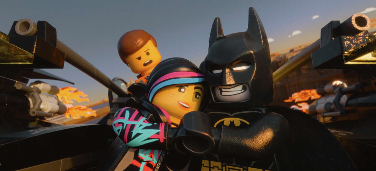 """""""The Lego Movie"""" was a big hit for Lego in 2014. Click through to check out some of the amazing things you can do with Lego."""