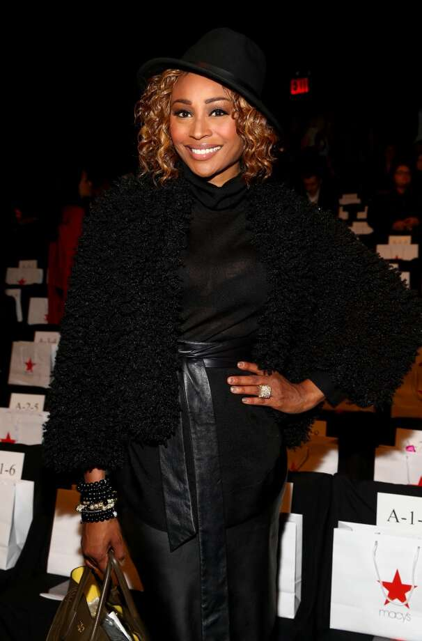 Television personality Cynthia Bailey attends Go Red For Women The Heart Truth Red Dress Collection fashion show during Mercedes-Benz Fashion Week at The Theatre at Lincoln Center on February 6, 2014 in New York City.  (Photo by Astrid Stawiarz/Getty Images) Photo: Astrid Stawiarz, Getty Images