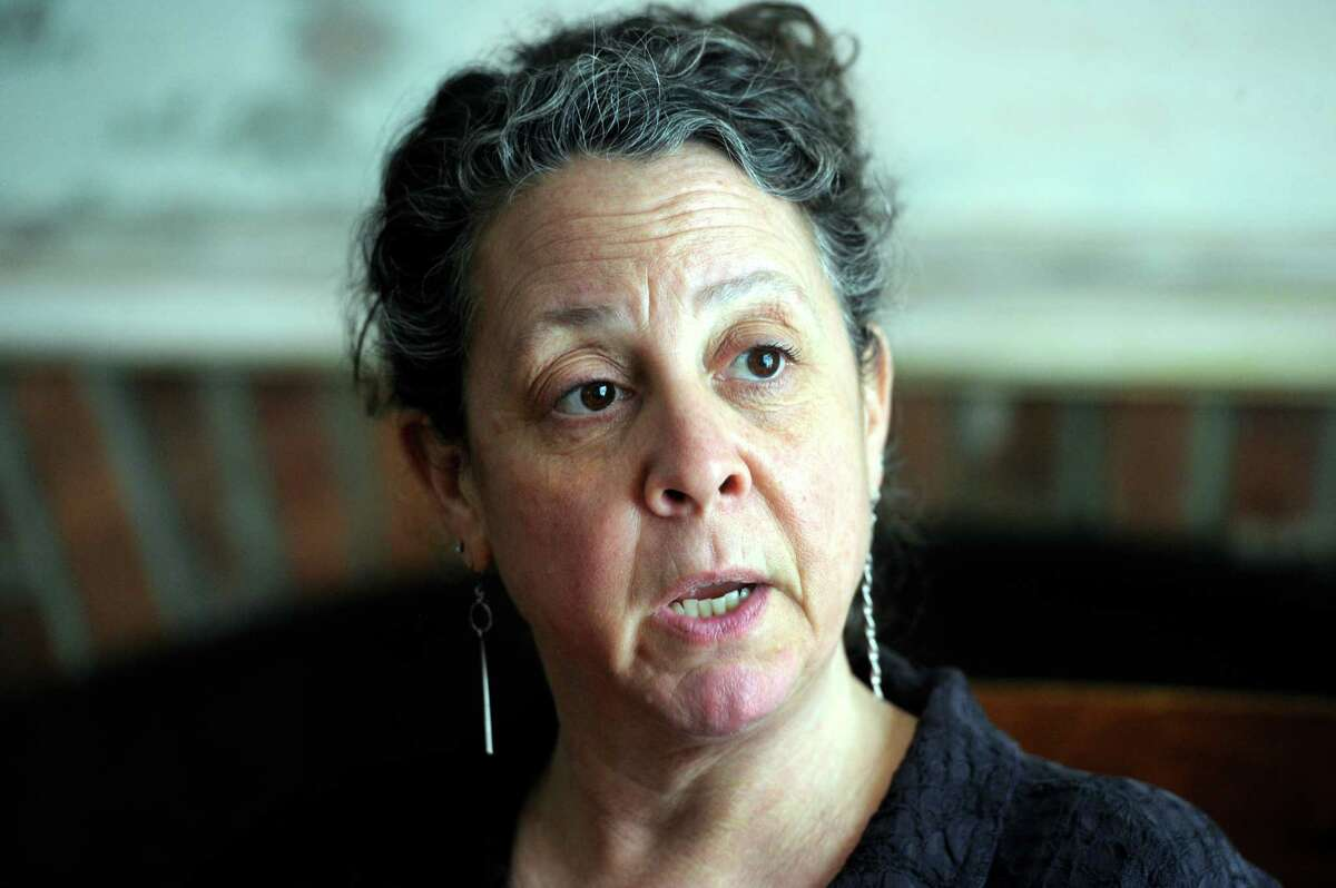 Lori Hoagland, 52, talks about her husband, Robert Hoagland, the Sandy Hook man who disappeared July 28, 2013. Hoagland's family sat for an interview with The News-Times in their Newtown, Conn. home, Monday, Feb. 3, 2014.