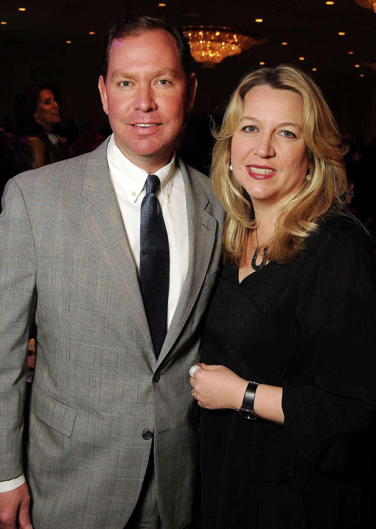 Richard Kroger and Cheryl Strayed