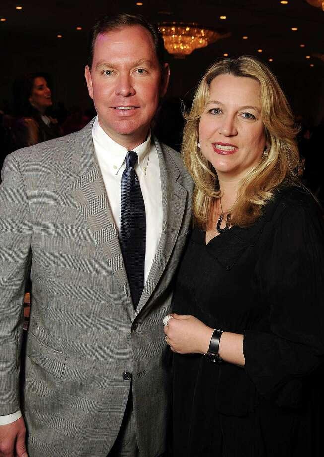 Richard Kroger and Cheryl Strayed Photo: Dave Rossman, Freelance / Freelance