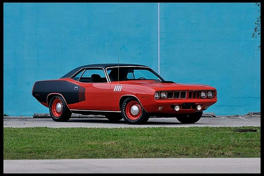 1971 Plymouth Hemi 'Cuda sold for $560,000.