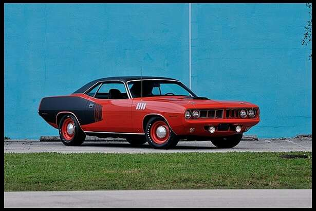 1971 Plymouth Hemi 'Cuda sold for $560,000.