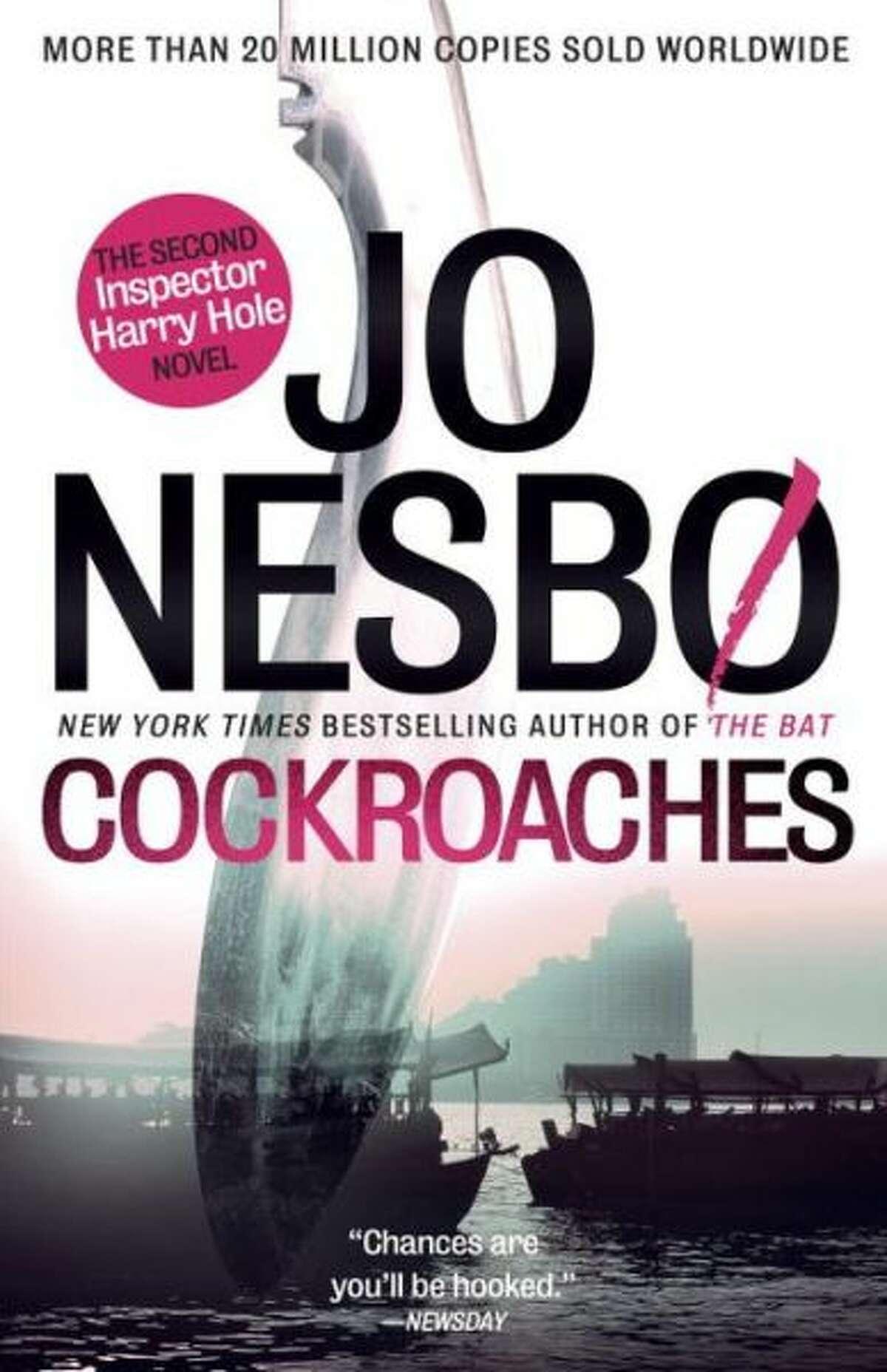 """""""Cockroaches"""" by Jo Nesbo"""