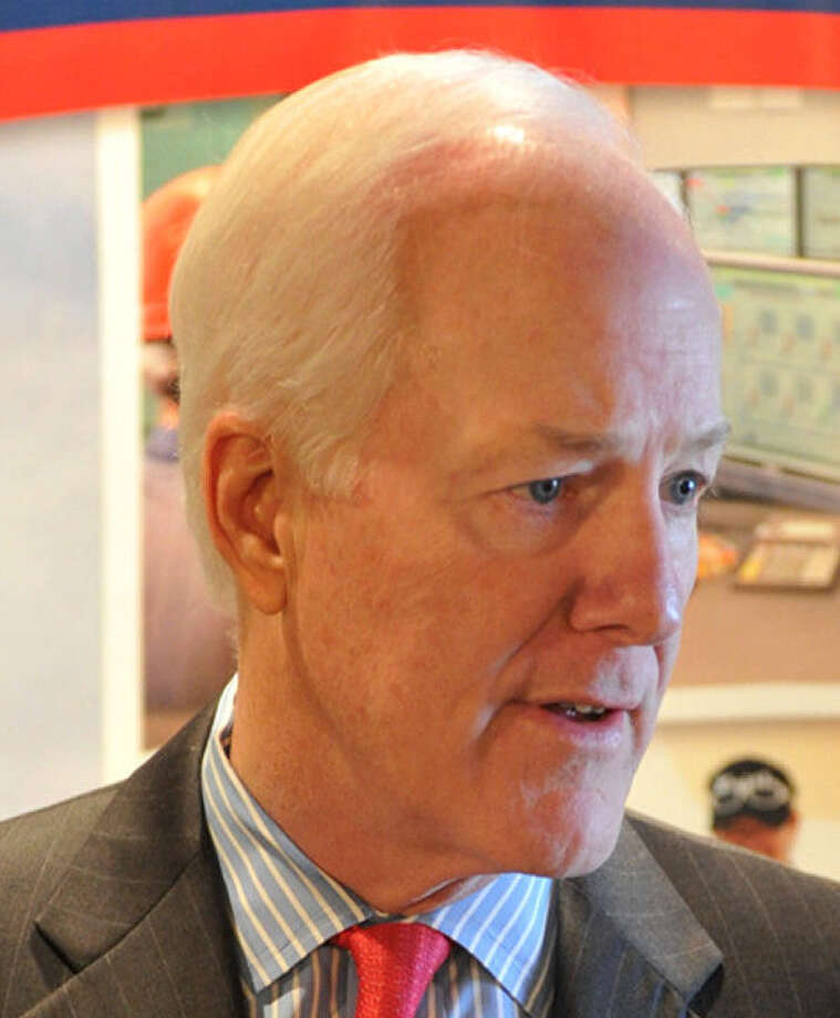 Sen. John Cornyn, R-Texas, is the clear choice for the GOP's U.S. Senate nomination in Texas. Cornyn's conservative credentials are genuine, despite what challengers say. / Wichita Falls Times Record News
