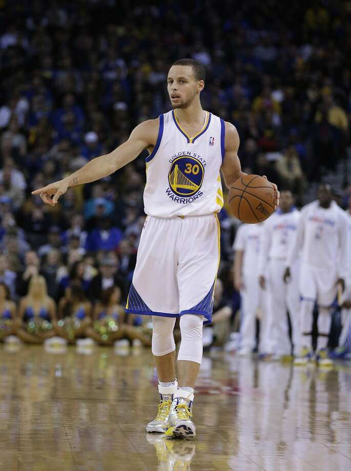 Suggesting that Stephen Curry, arguably the best shooter in basketball, should become a pass-first point guard is off base. Photo: Marcio Jose Sanchez, Associated Press