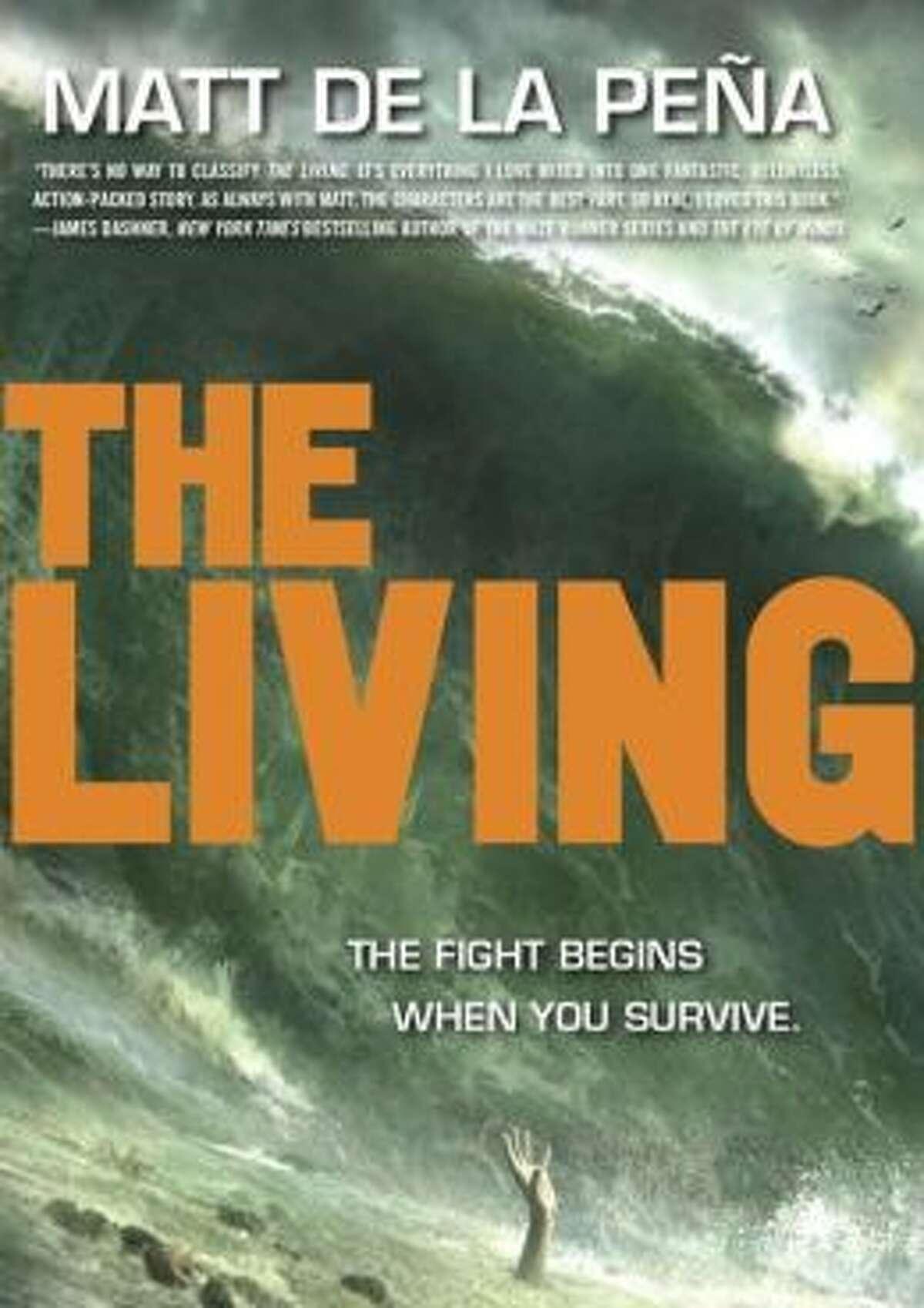 """""""The Living"""" by Matt de la Pena"""