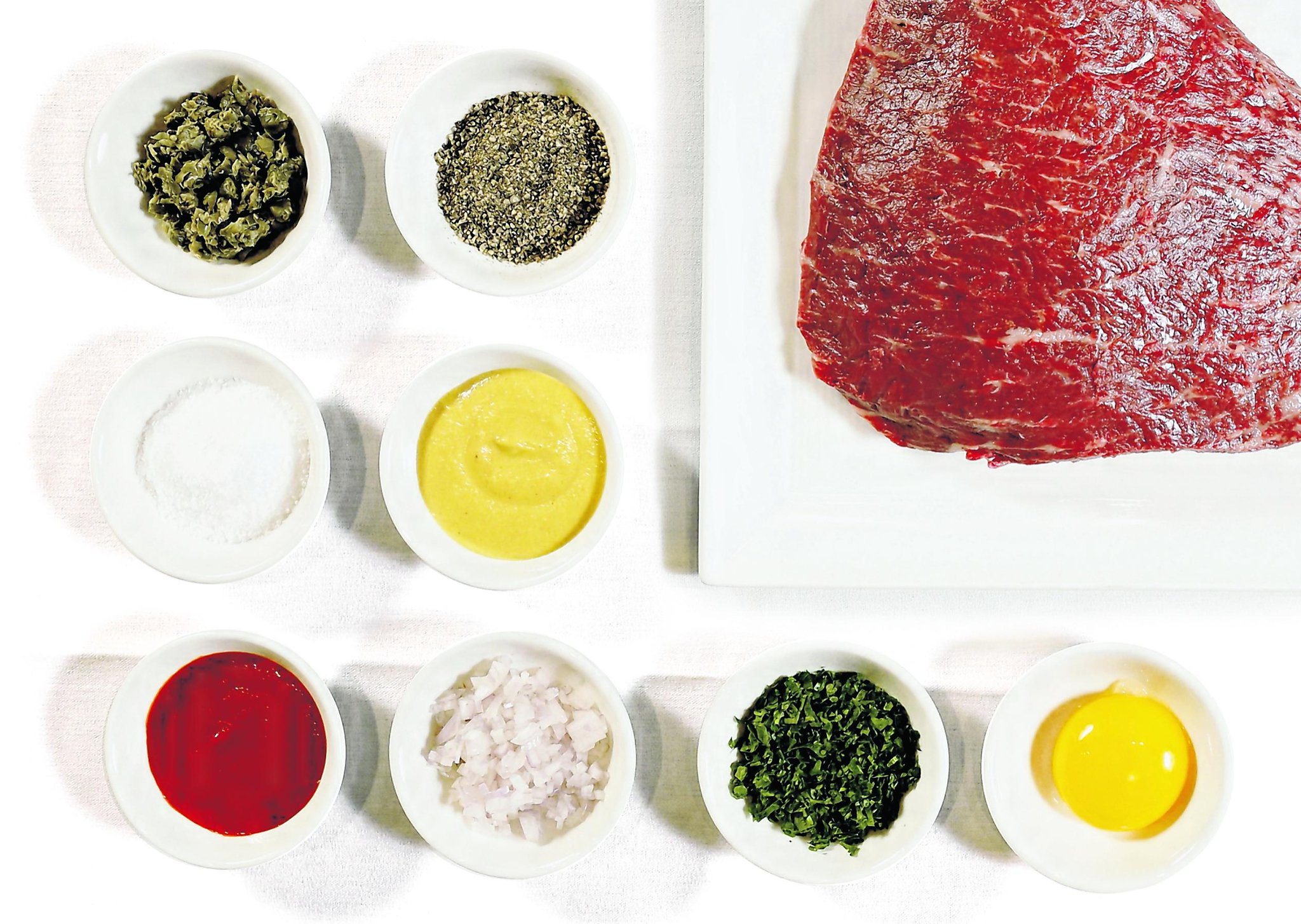 Diners have new love for classic steak tartare - SFGate
