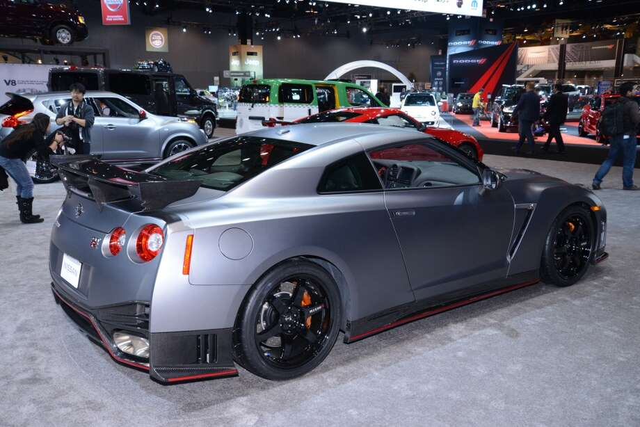 The Nissan GT-R NISMO (Photo: Newspress) Photo: Newspress