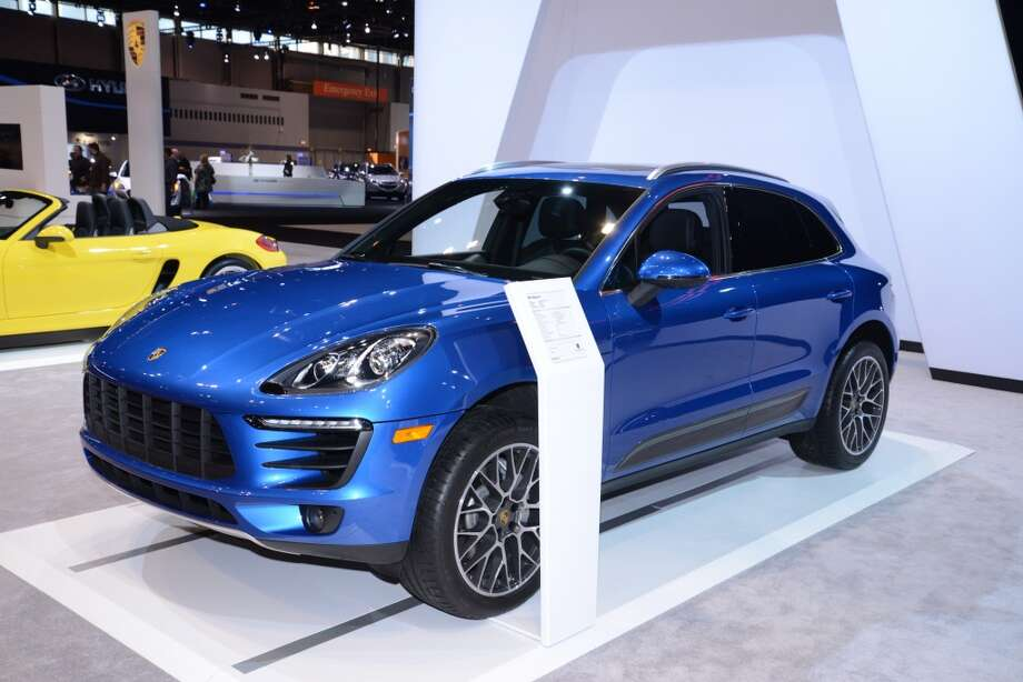 The Porsche Macan (Photo: Newspress) Photo: Newspress