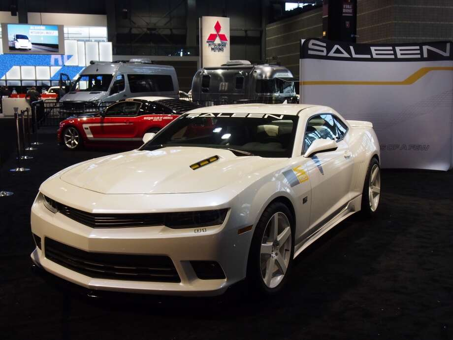 The Saleen Camaro (Photo: Newspress) Photo: Newspress