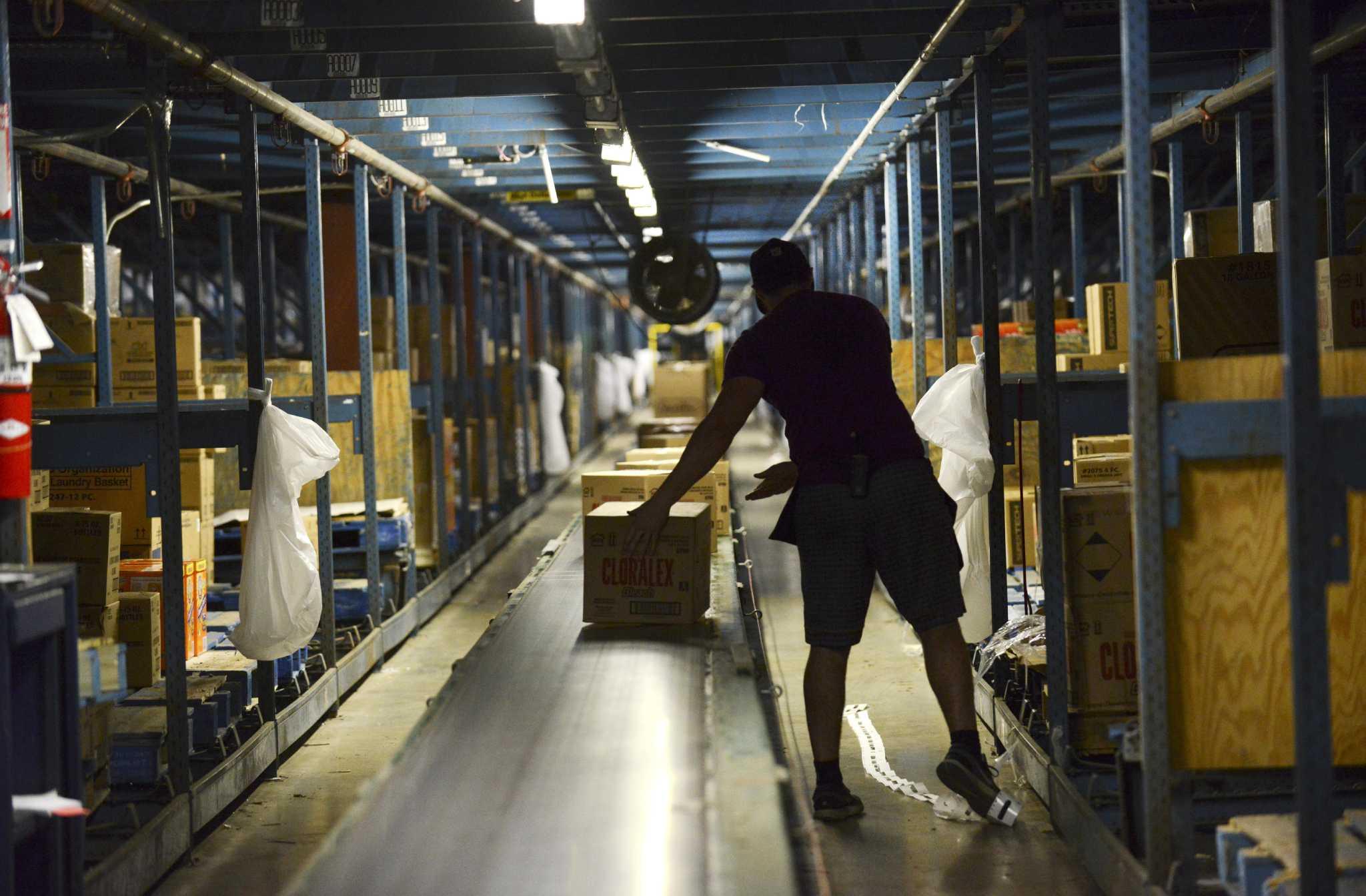 Walmart S Growth Spreads To New Braunfels Warehouse San