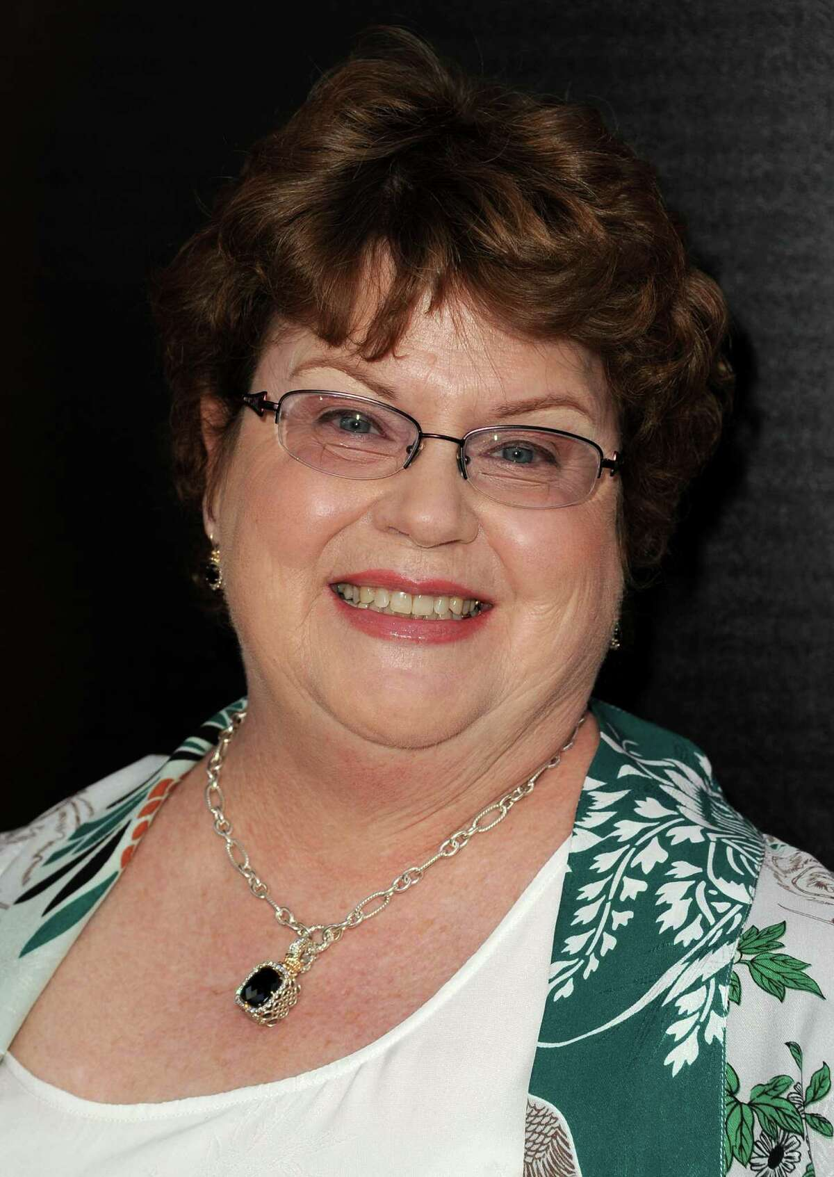 Writer Charlaine Harris attends the premiere of HBO's 'True Blood' at ArcLight Cinemas Cinerama Dome on June 11, 2013 in Hollywood, California.