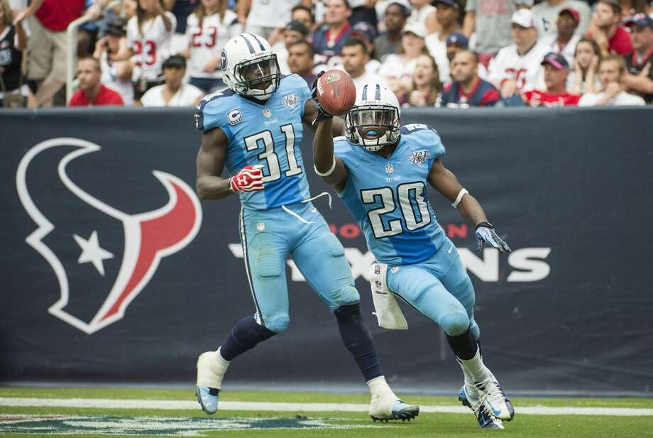 Alterraun Verner, CB, Tennessee Titans 2013 stats: 57 tackles, 5 interceptions and 2 fumble recoveries Photo: Smiley N. Pool, Houston Chronicle