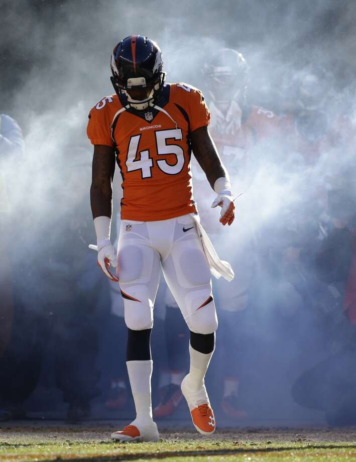 Dominique Rodgers-Cromartie, CB, Denver Broncos 2013 stats: 31 tackles, 3 interceptions and 1 TD Photo: Charlie Riedel, Associated Press