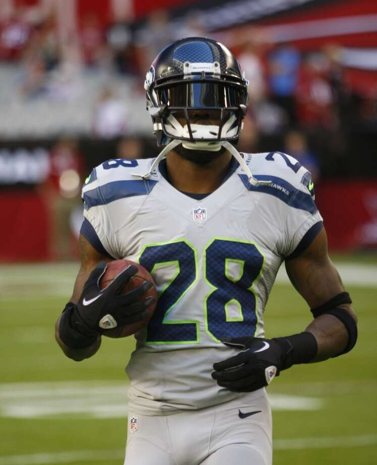 Walter Thurmond, CB, Seattle Seahawks 2013 stats: 32 tackles, 1 interception and 1 sack Photo: Rick Scuteri, Associated Press