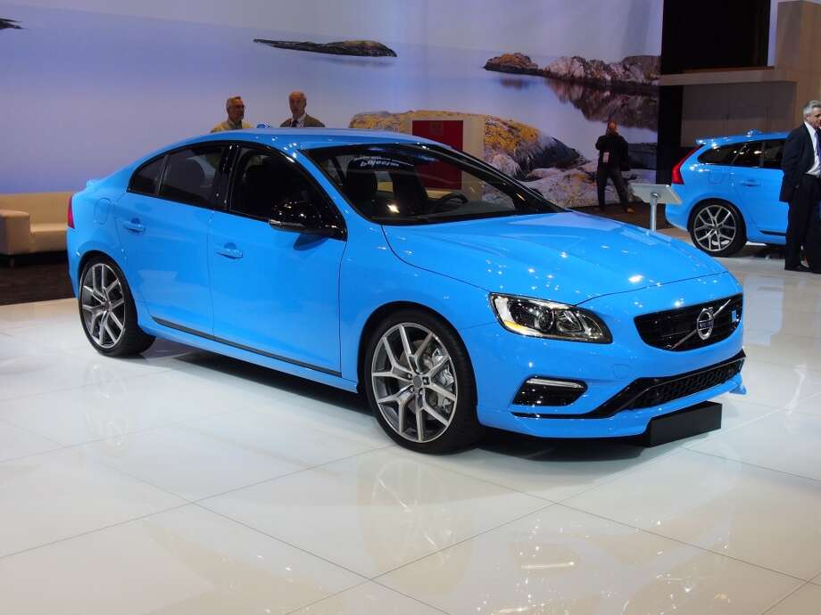 The Volvo V60 Polestar (Photo: Newspress) Photo: Newspress