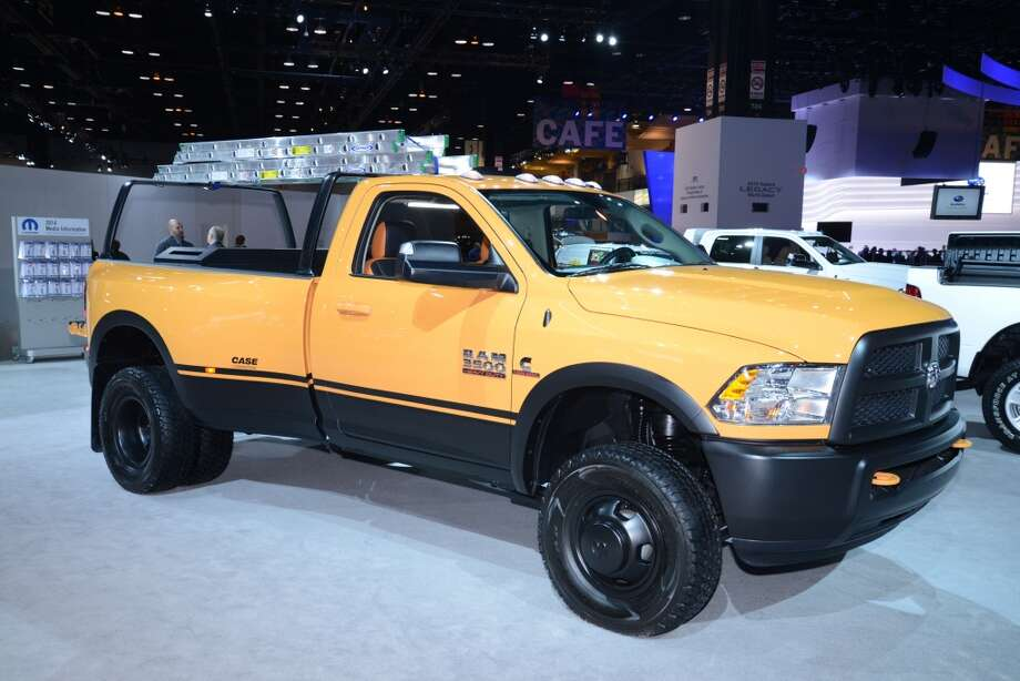 The Ram 3500 (Photo: Newspress) Photo: Newspress