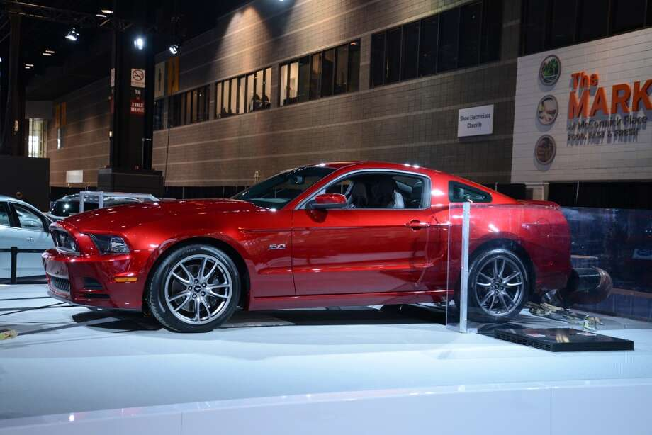 The Ford Mustang (Photo: Newspress) Photo: Newspress