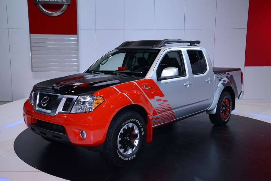 The Nissan Frontier Diesel Runner (Photo: Newspress) Photo: Newspress