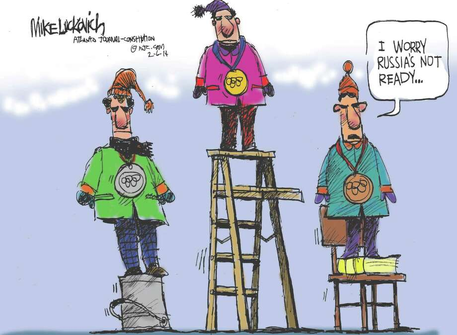 Sochi shortcomings