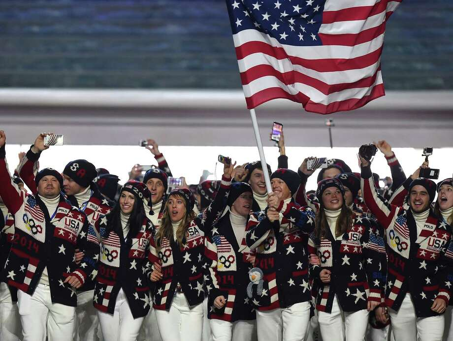 The U.S. Olympic team was introduced to the world Friday at the opening ceremony of the Sochi Olympics. Now it's time to meet the 16 Olympians who are either from Washington, live here now or have close ties to our state. Click on the right-arrow above to meet the first athlete. Photo: Pascal Le Segretain, Getty Images / 2014 Getty Images
