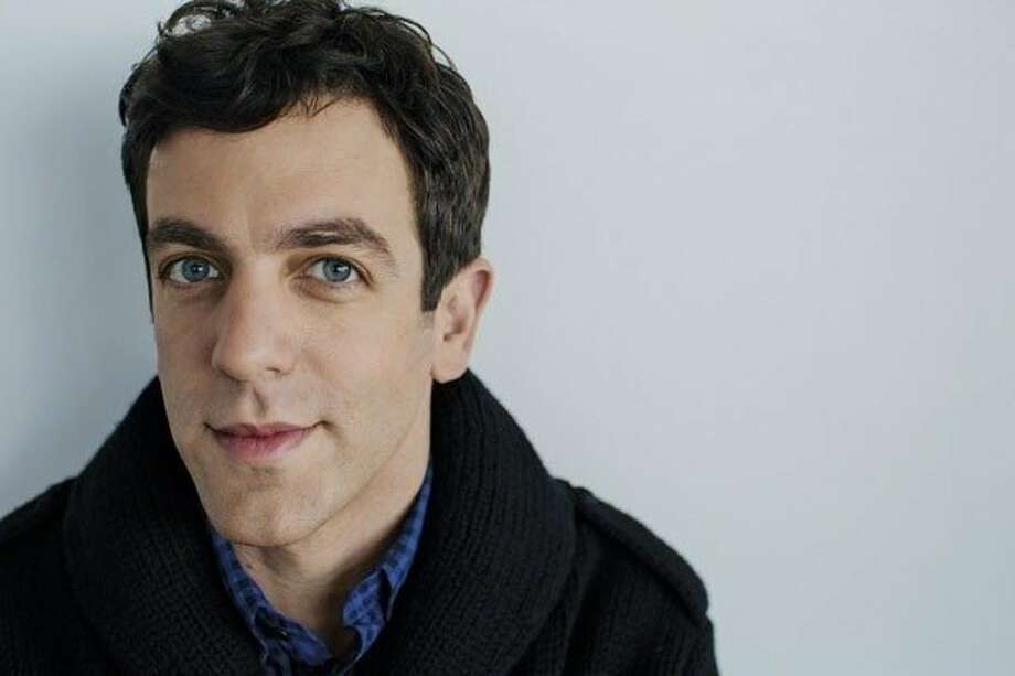 B.J. Novak Photo: Jennifer Rocholl, Courtesy Of Random House