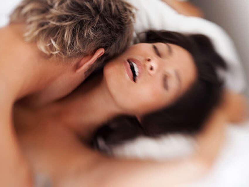 Letting go The amygdala, which is the part of the brain that triggers fear and anxiety, shuts down when a woman has an orgasm. This finding helps to confirm the idea that women cannot enjoy sex unless they are relaxed.